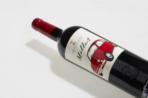 FIAT 500 vino